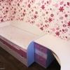 Кровать и стол для детской под заказ