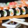 Суши - кухонный фартук