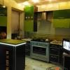 Кухня - столешница с подсветкой