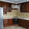 Кухня с деревянными фасадами Луганск