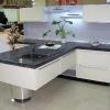 Кухня каменная столешница